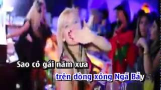 Karaoke Áo Mới Cà Mau Remix Long Nhật Full Beat