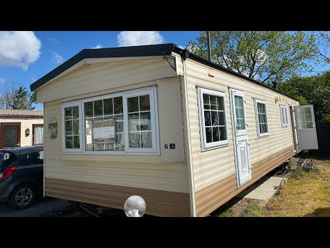 Cheap 3 Bedroom Caravan Near Skegness On A 12 Month Park Cheap Site Fees Too!