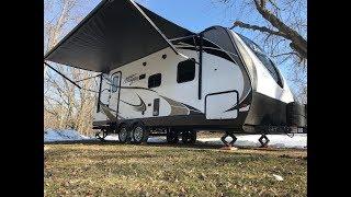 RV Camping in MN. Hiking and Fun
