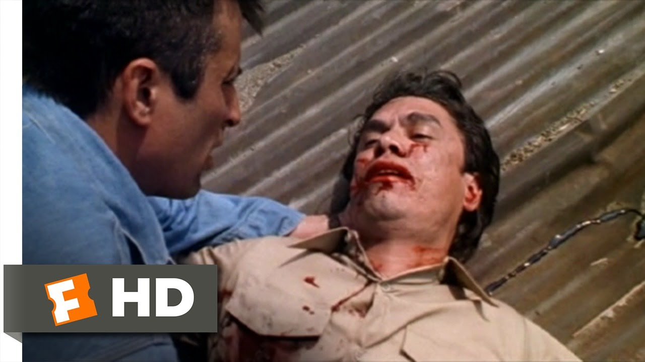 Download Internal Affairs (5/8) Movie CLIP - The Game's Over (1990) HD