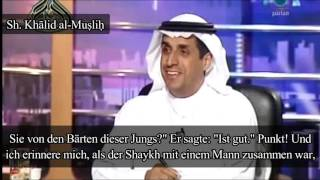 Sh. Khalid al-Muslih | Sh. Ibn 'Uthaymin und das Wachsen lassen des Bartes