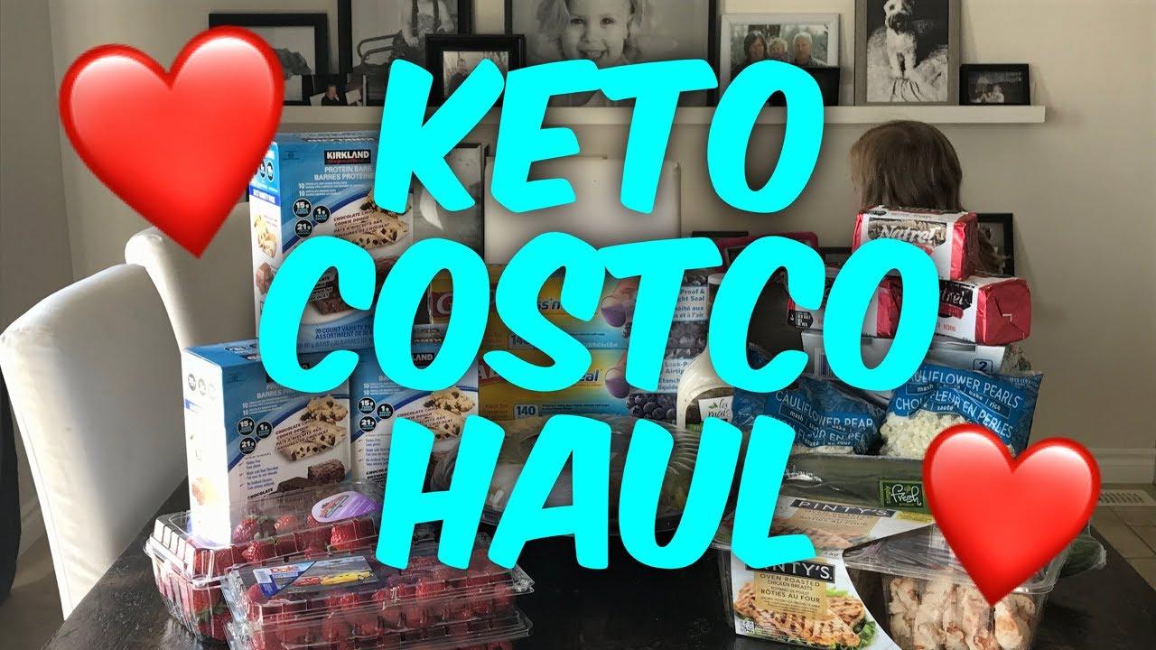 Costco Canada Keto Haul - Shopping on a Ketogenic Diet - YouTube