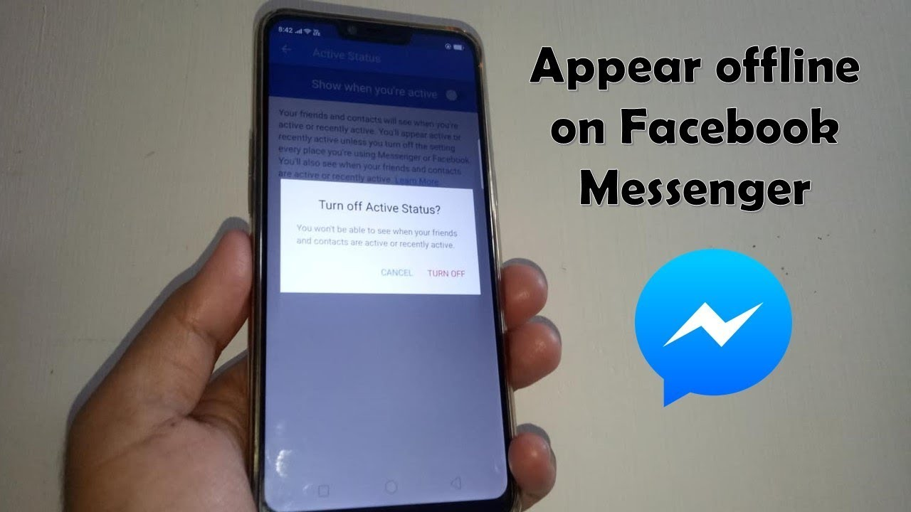 How to Appear Offline on Facebook Messenger 2019 | Latest Updates