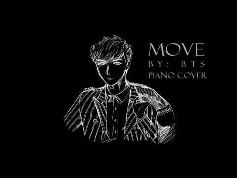 BTS (방탄소년단) – MOVE (이사) (Full Piano Cover)