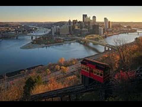 The City of Pittsburgh, Pennsylvania (A Comeback) 2018