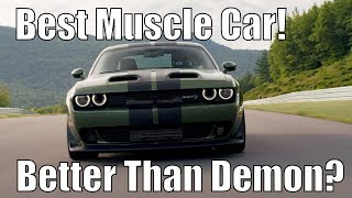 Hellcat Redeye The BEST Muscle Car Available! Better Than Demon?