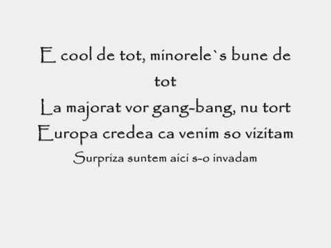 Puya - Undeva In Balcani (negativ karaoke)