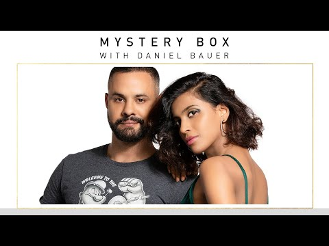 Mystery Box Episode 3 With Global Makeup Director Daniel Bauer | MyGlamm