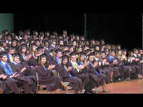2012 DoDEA Pacific GradCast: Kadena HS