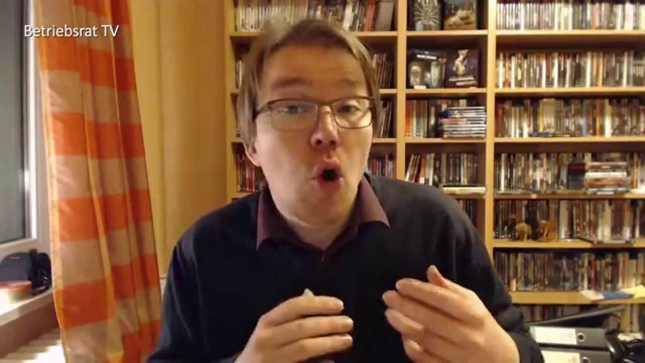 Alles über Abmahnungen Betriebsrat Tv Folge 82 Youtube