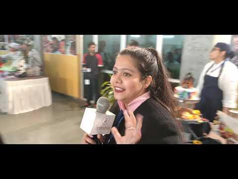 Abhyudaya 2020 | Amrapali Institute Of Hotel Management | Dress The Cake Competition | Presentation