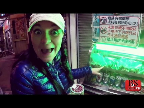 S2 E31: This is where you get your DRUGS! Hualien, Taiwan Travel Guide