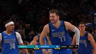 Dallas Mavericks vs Charlotte Hornets | January 4, 2020
