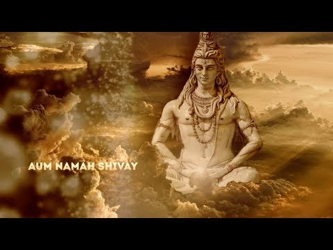 Om Namah Shivaya | Peaceful Bhajan with lyrics | ॐ नम: शिवाय:: | Shiv Mantra Meditation | Yoga | Aum