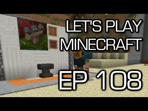 Let's Play Minecraft: Ep. 108 - Title Update 14 Appreciation
