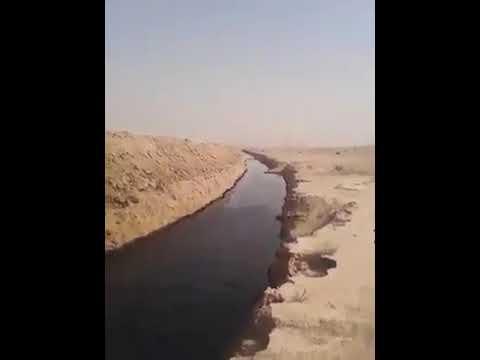 Ríos de petróleo en Siria