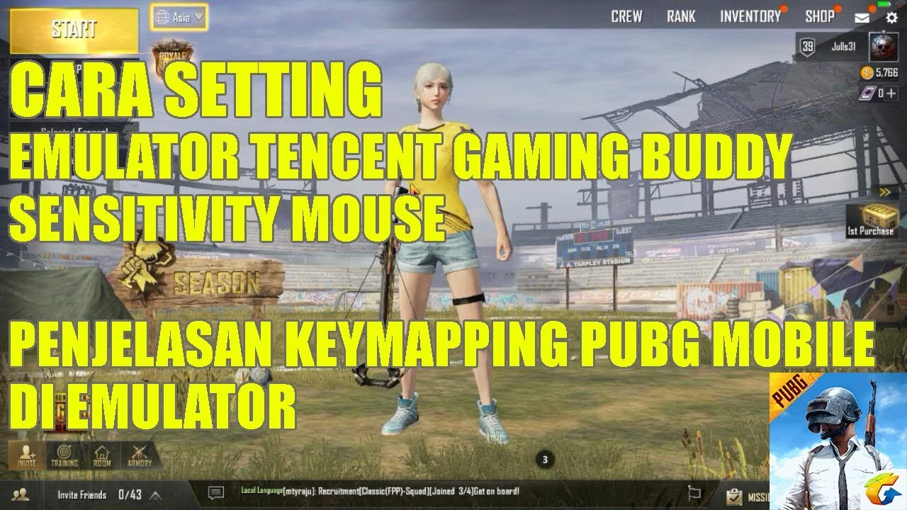Pubg Mobile Emulator Sensitivity - Premium Android