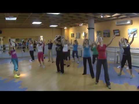 Harlem Shake Vs ZumbaⓇFitness в фитнес-клубе Wild Athletic