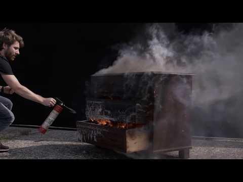 Brandgefahren Zuhause | Ideale Feuerlöscher für Haus, Wohnung, Küche, Büro und Werkstatt