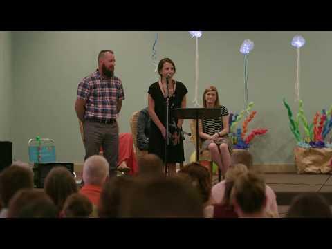 Ohio Valley Voices Graduation Speech