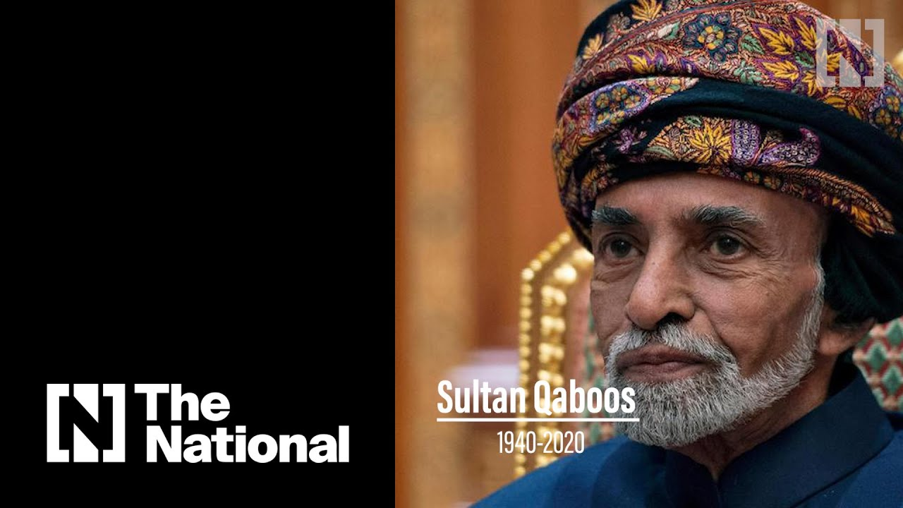 Omani Sultan Qaboos, Who Ruled Oman For Half A Century, Dies At ...