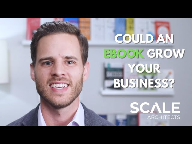 Could an ebook grow your business?