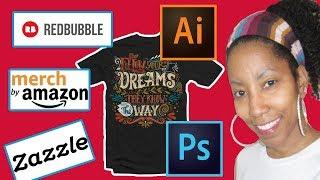 Beginners: How to Start a Print on Demand T-Shirt Business