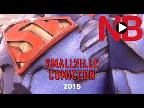 Smallville ComicCon 2015