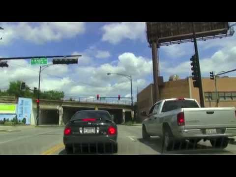 CRUIZIN' CHICAGOLAND 2014 * FROM BARTLETT TO MONTROSE BEACH LOCAL TRAFFIC * 1080p