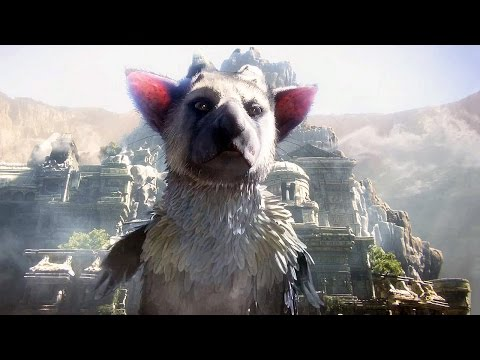 THE LAST GUARDIAN - Cinematic Trailer (2016) PS4