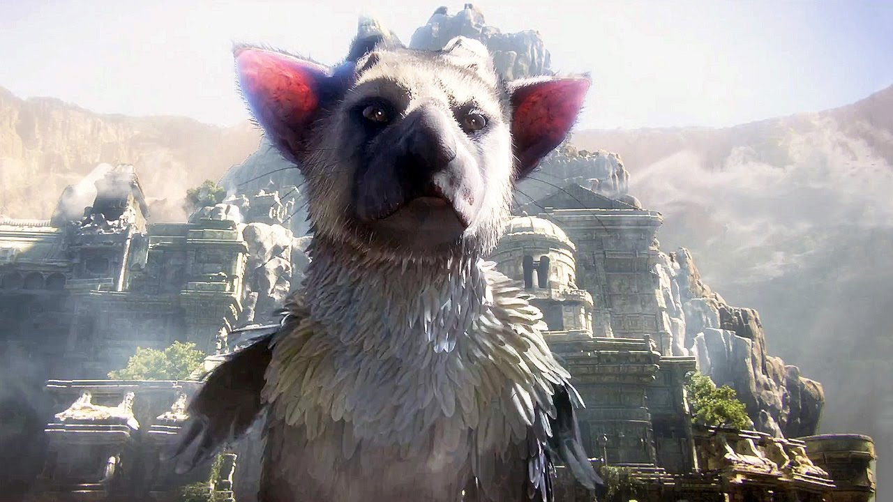 The Last Guardian Cinematic Trailer 2016 Ps4 Youtube