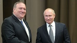 Welcoming Mr. Pompeo: Russia wants to fully restore