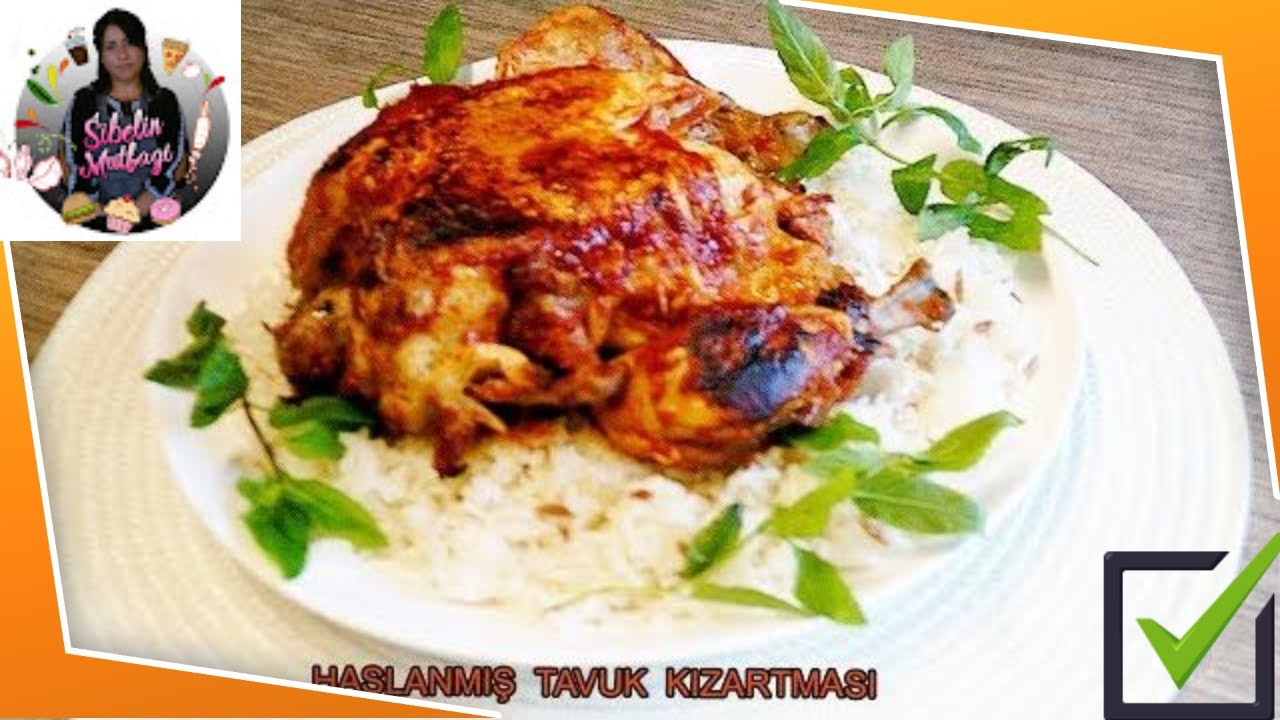 Tavuk Haşlama Tarifi Videosu