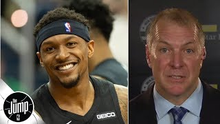 Bradley Beal will get a max offer - New Wizards GM makes it official | The Jump