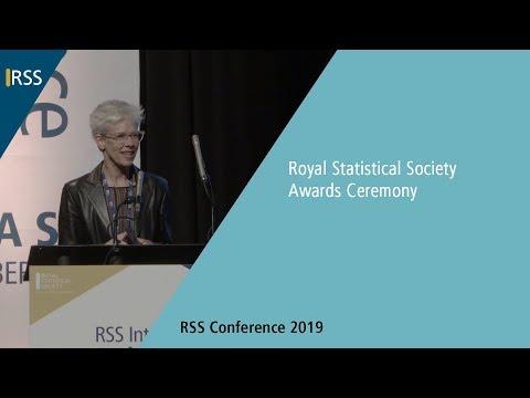 Royal Statistical Society Awards Ceremony