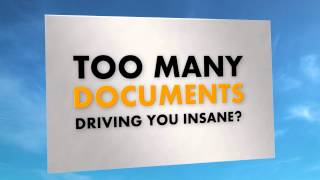 Too Many Documents Driving You Insane?