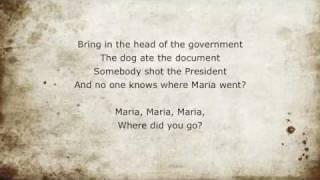 Maria Lyrics -- Green Day