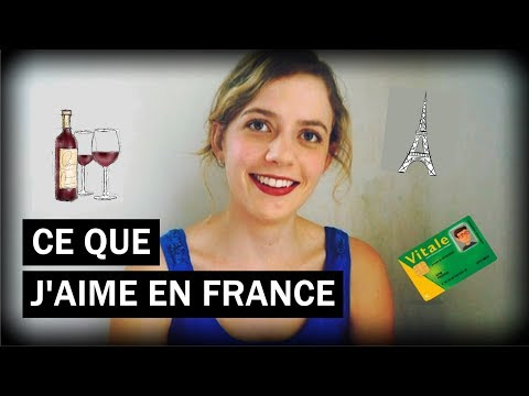 Ce que j'aime en France | La vie en France | Reasons to go to France | American Living Abroad