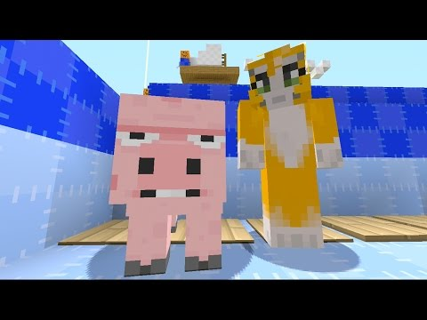 Minecraft Xbox - Quest For A Pig In The Game Mechanic (140)