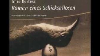 Roman eines Schicksallosen   Hörbuch von Imre Kertesz
