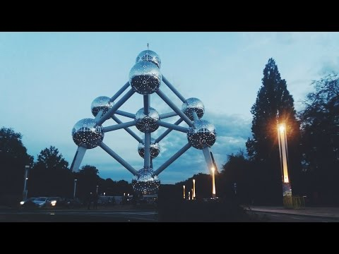 BRUSSELS & BRUGES TRAVEL VIDEO || OCTOBER 2016
