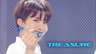 TREASURE - I Love You [SBS Inkigayo Ep 1066]