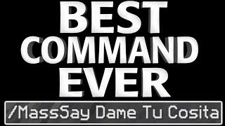 Admin Series: THE BEST COMMAND EVER!!