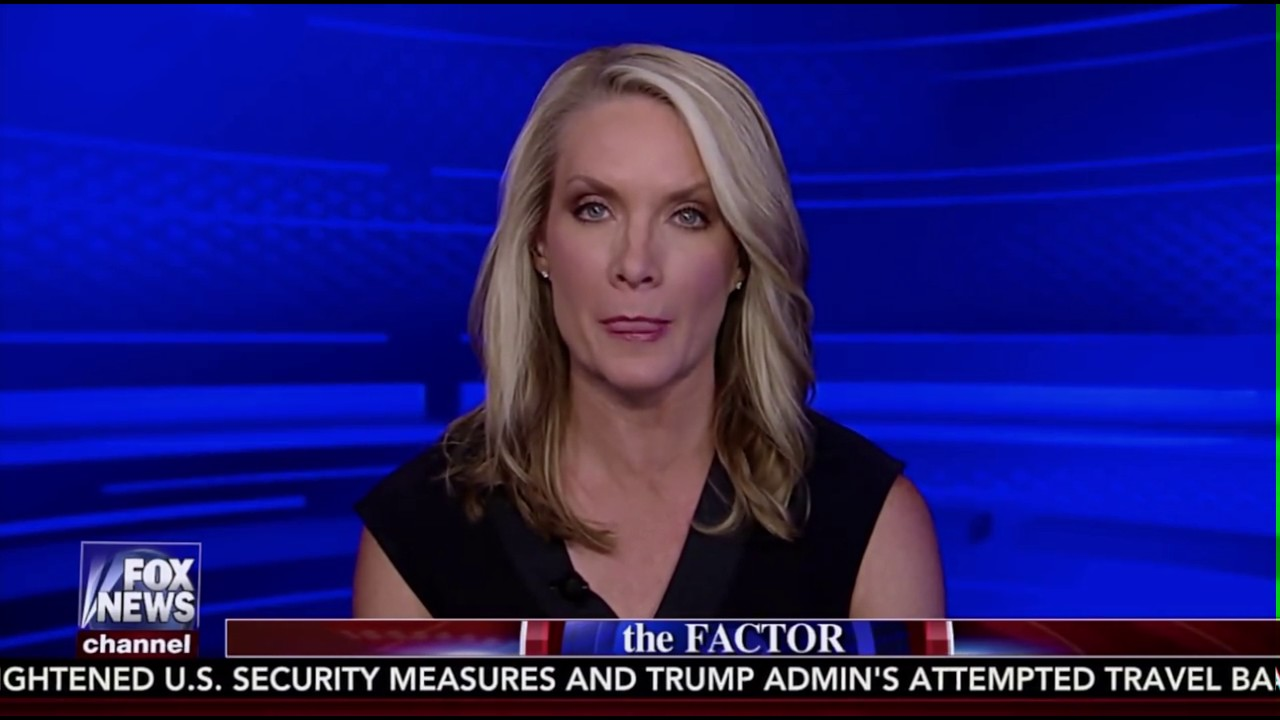 Dana Perino Statement on the Absent Bill O'Reilly - YouTube