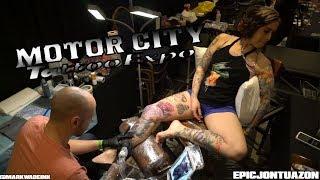 Motor City Tattoo Expo 2019  EP CJONTUAZON