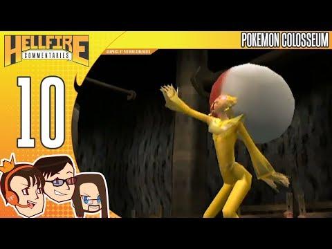 Pokémon Colosseum Playthrough [Part 10: Let The Music Play... VS. Miror B.!]