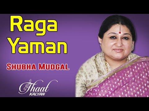 Raga Yaman | Shubha Mudgal (Album: Thaat Kalyan)