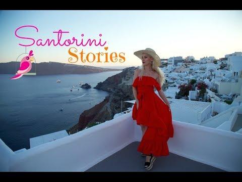 VACANTA IN SANTORINI - Vlog | sinzianaiacob