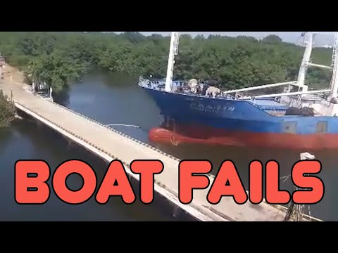 Boat Fails || Funny Videos