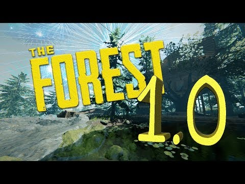 ►THE FOREST IS RELEASED!!! 1.0 Update Overview, Including Both Endings (At The End, Easy To Avoid)